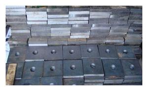 Анкерная плита М42 ГОСТ 24379.1-80